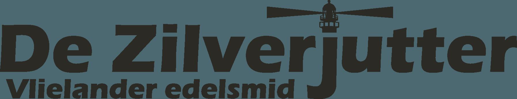 Logo Atelier de Zilverjutter op Vlieland. Verrassende sieraden