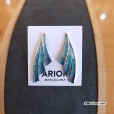 Arior oorstekers FENIKS electric blue