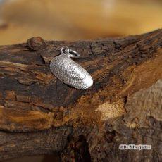 Boormossel enkel zilver