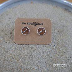DUR-oorstekers Vlieland barnsteen