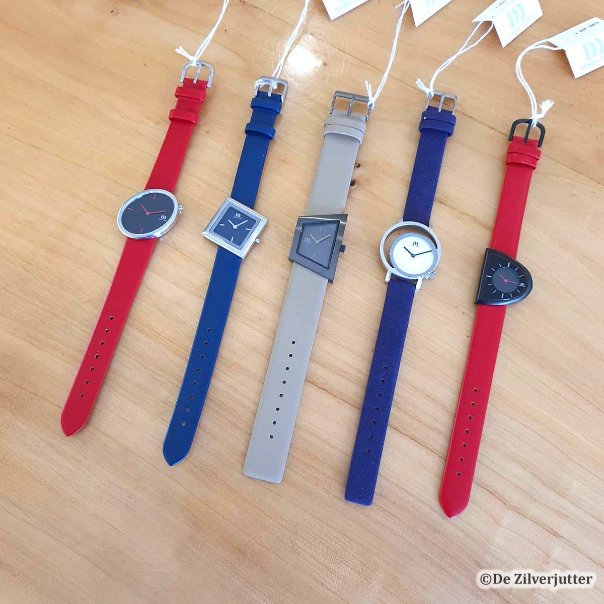 Horloges Danish Design 2021