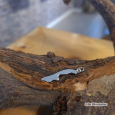 Vlielandhanger klein, zilver - Zilv-Hvlie-AG