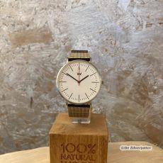 Stijlvolle WeWood houten heren horloge