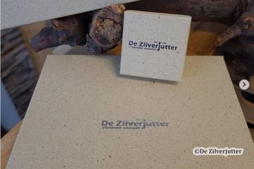 verpakkingsdoosjes recyclebaar Zilverjutter